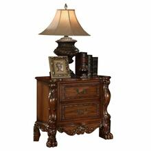 ACME Dresden Nightstand - 12143 - Cherry Oak