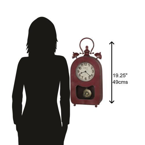 Howard Miller - Howard Miller Ruthie Mantel Accent Clock 635206