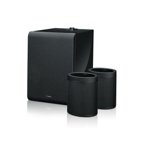 MusicCast 20 Black Wireless Speaker