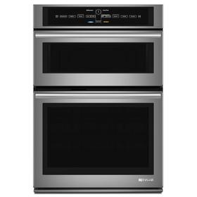 "Euro-Style 30"" Microwave/Wall Oven with V2 Vertical Dual-Fan Convection System Stainless Steel"