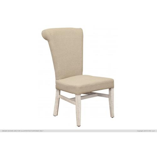 See Details - Uph. Chair w/ Handle on Back Rest