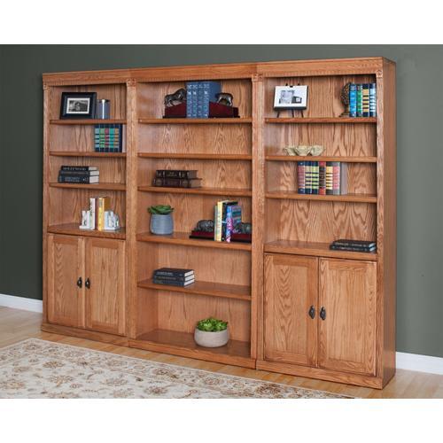 Martin Home Furnishing - Lower Door Bookcase