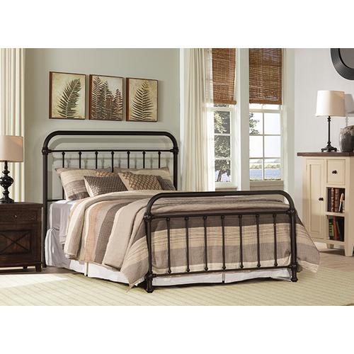 Kirkland Bed Set - King - Dark Bronze