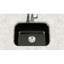 Porcela PCS-2500 BL Undermount Single Bowl BL
