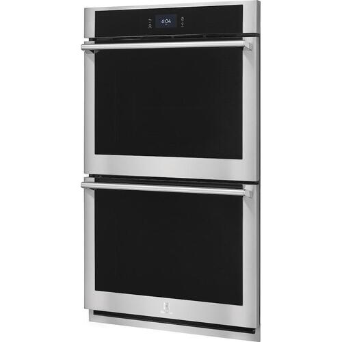 """Electrolux - 30"""" Electric Double Wall Oven with Air Sous Vide"""