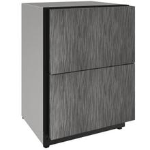 """See Details - 2224dwr 24"""" Refrigerator Drawers With Integrated Solid Finish (115 V/60 Hz Volts /60 Hz Hz)"""