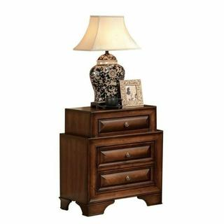 ACME Konane Nightstand - 20456 - Brown Cherry