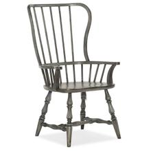 View Product - Ciao Bella Spindle Back Arm Chair - 2 per carton/price ea