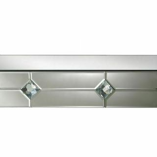 ACME Hessa Console Table - 90242 - Mirrored
