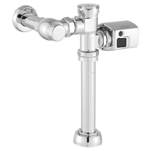 American Standard - Sensor-Operated Toilet Flush Valve - 1.1 GPF  American Standard - Polished Chrome