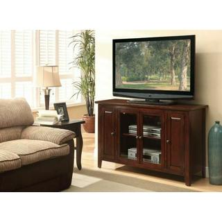 ACME Vida TV Stand - 91014 - Espresso for Flat Screens TVs up to 60""