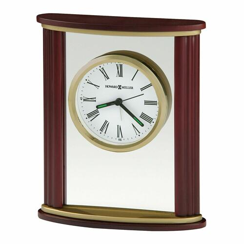 Howard Miller Victor Wooden Alarm Clock 645623