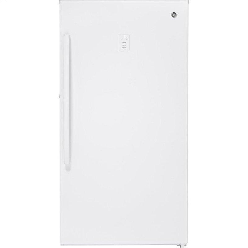 GE(R) 17.3 Cu. Ft. Frost-Free Upright Freezer