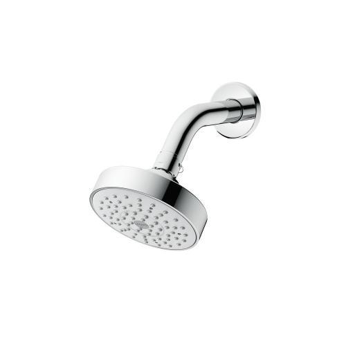 Modern Showerhead 1 Mode - Polished Chrome Finish