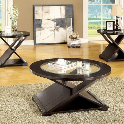 Gallery - Orbe 3 Pc. Table Set