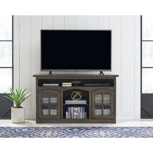 Gallery - 56 Inch Console - Java Finish