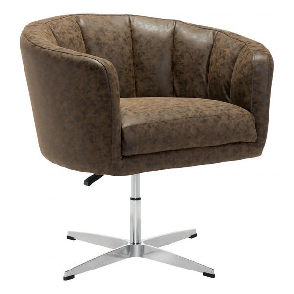 See Details - Wilshire Occasional Chair Vintage Coffee