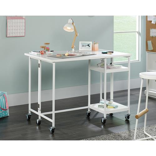 Fold-out Work Cart
