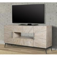 See Details - CROSSINGS MONACO 69 in. TV Console