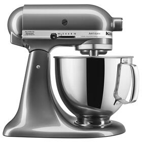 Artisan® Series 5 Quart Tilt-Head Stand Mixer Pearl Metallic