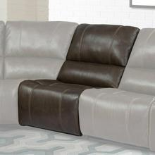 View Product - POTTER - WALNUT Power Armless Recliner
