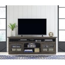 See Details - 80 Inch Console - Java Finish
