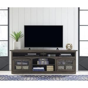 Gallery - 80 Inch Console - Java Finish
