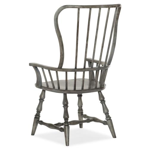 Hooker Furniture - Ciao Bella Spindle Back Arm Chair - 2 per carton/price ea