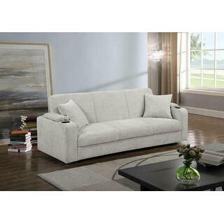 Chenille Sofa Bed