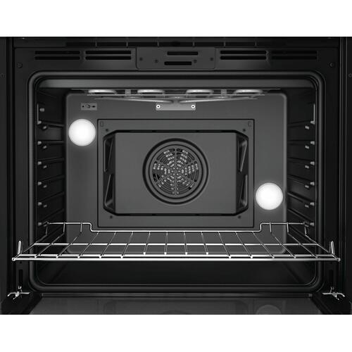 800 Series Single Wall Oven 30'' Stainless Steel HBL8453UC