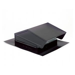 Roof Cap in Black