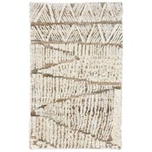Nomad Ivory Chestnut Hand Knotted Rugs