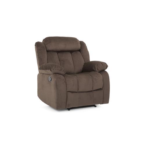 Decor-rest - Brown Reclining Chair