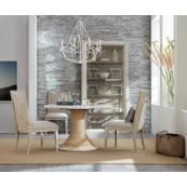 Amani Round Pedestal Dining Table Base