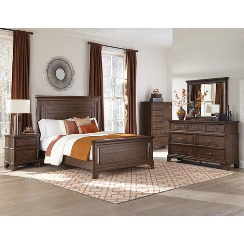 Intercon Furniture - Telluride Standard Bed