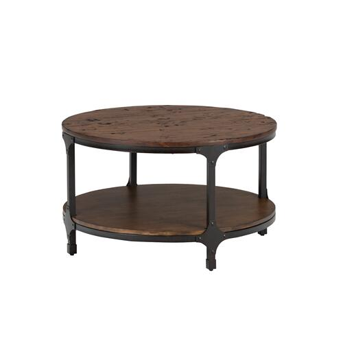 Urban Nature Round Cocktail Table