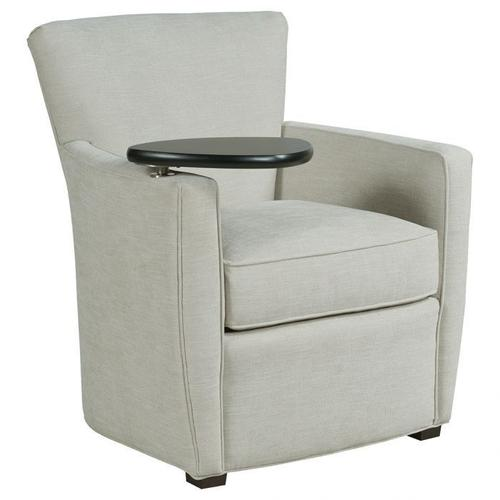 Fairfield - Gaither Lounge Chair with Folding Tablet