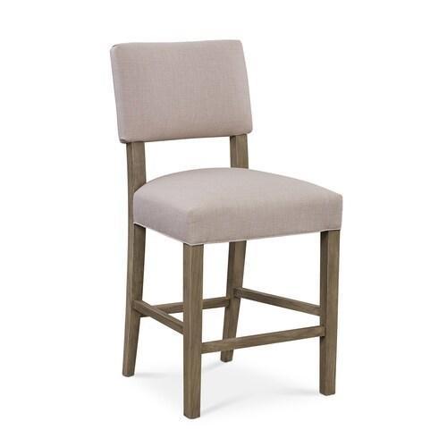 Bassett Furniture - Bailey Oak Counter Stool