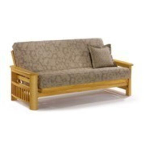 Night and Day Furniture - Portofino in Honey Oak Finish