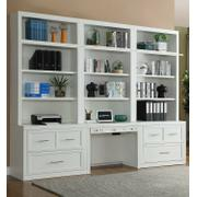 CATALINA 6 Piece Workspace Library Wall Product Image