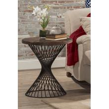 CLEARANCE Kanister End Table
