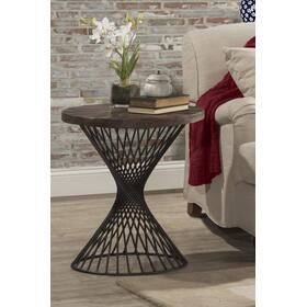 Kanister End Table