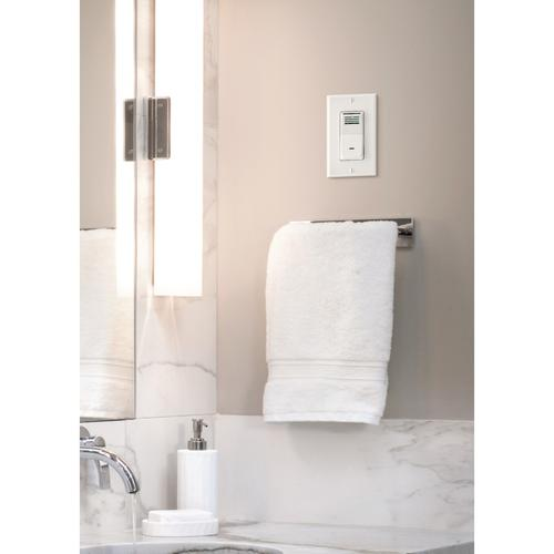 Broan-NuTone® Sensaire Humidity Sensing Wall Control, White, Single Pack