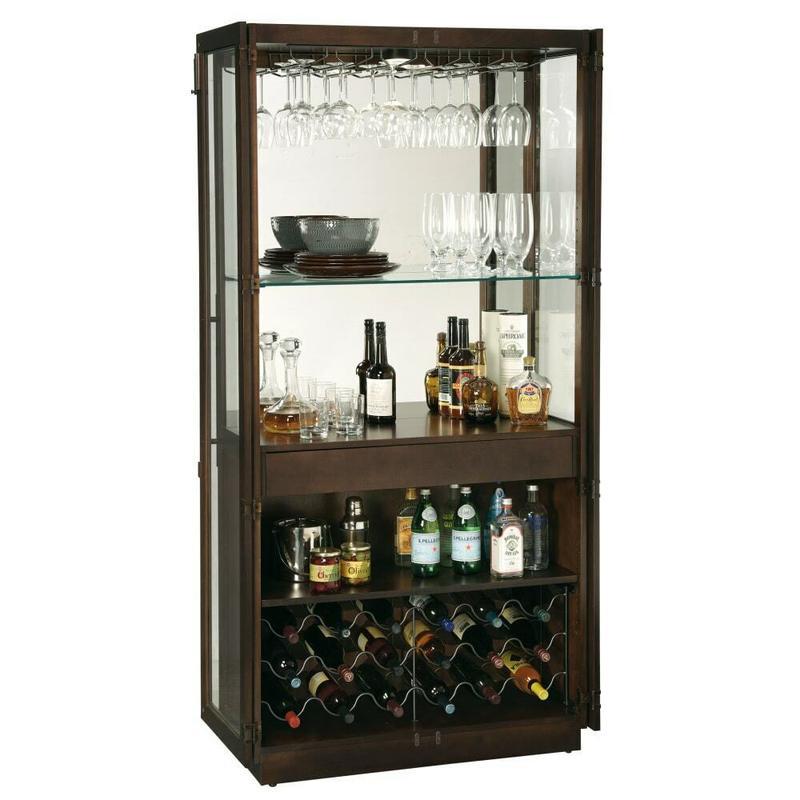 690-038 Chaperone III Wine & Bar Cabinet