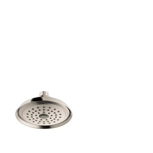 Brushed Nickel Showerhead 150 1-Jet, 1.5 GPM
