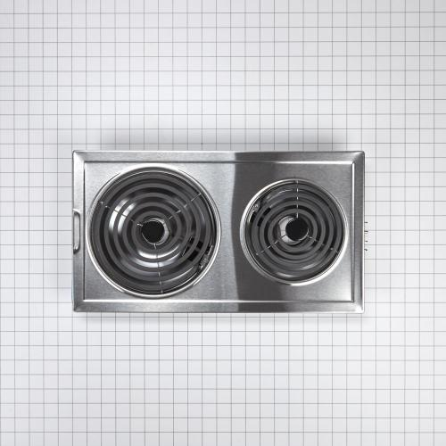 Range Cooktop Burner Module Assembly
