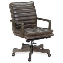See Details - Langston Executive Swivel Tilt Chair