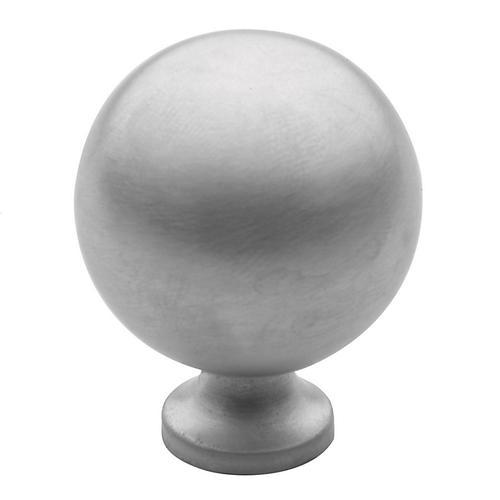 Satin Chrome Spherical Knob