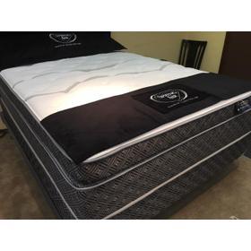 Twin Heavenly Luxury Super Box Pillow Top Mattress
