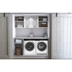 """Electrolux24"""" Compact Washer with LuxCare Wash System - 2.4 Cu. Ft."""